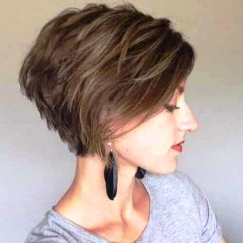 Graduated Pixie for Girls