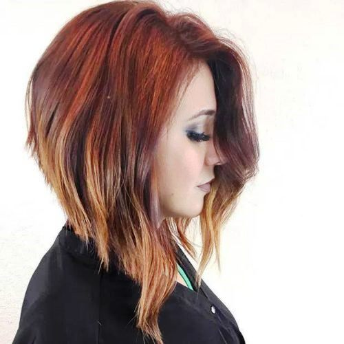 Chubby Face Long Hair Haircuts For Round Faces 46