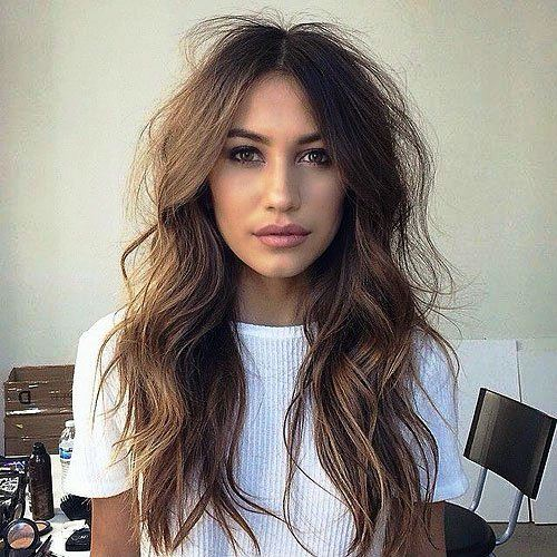 23 Terrific Long Hairstyles For Thin Hair To Add More Volume