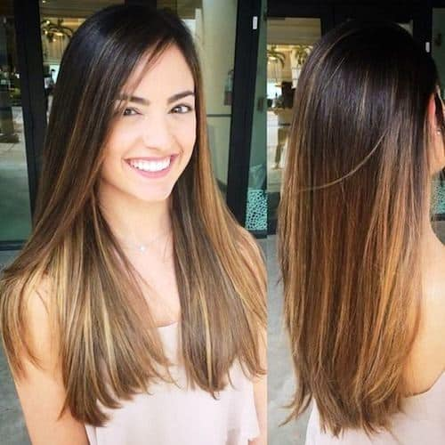 Haircuts for Long Straight Hair