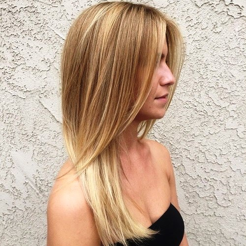 18 Alluring Haircuts for Long Straight Hair to Look ...