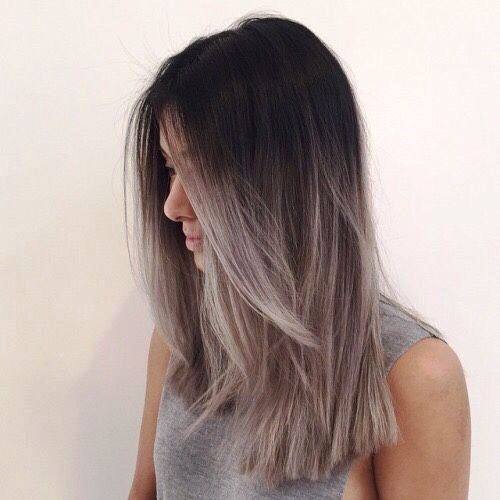 Ombre Highlights in Natural Layers
