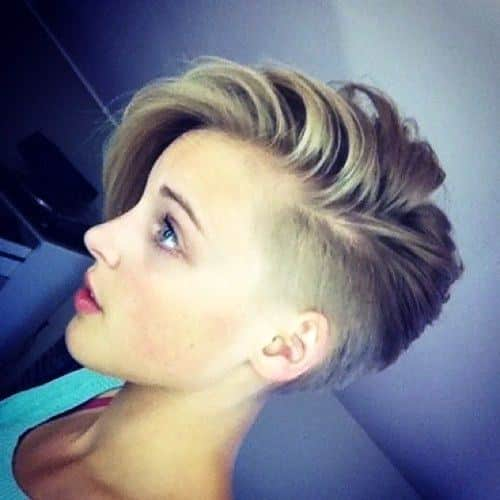Stand Bold with Bed Headed Haircut