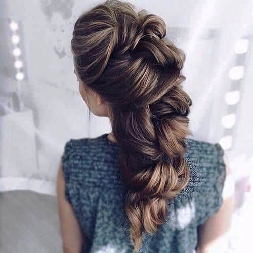Style it up by Loose Ponytails and Naughty Buns