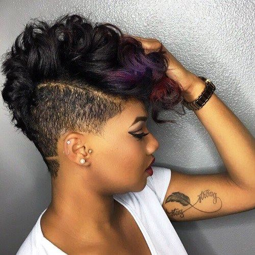 27 Sassy Short Hairstyles For Black Women Look Perfectly Gorgeous
