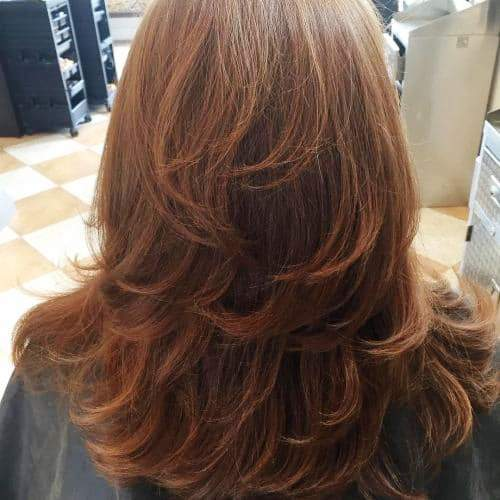 Ginger Sombre in Layers