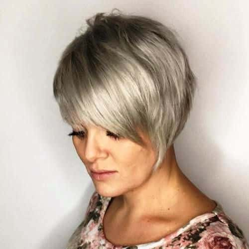 Long Pixie with Back Layers