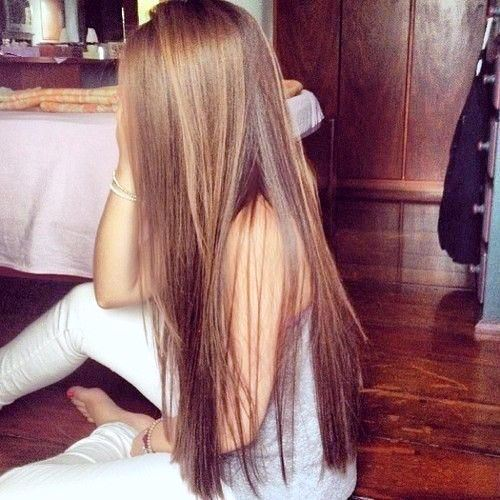 Lovely Long Straight Layers