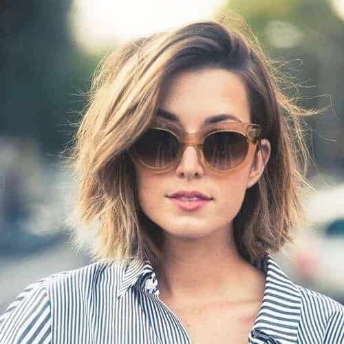 Medium to Short Hairstyles