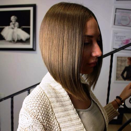Sharp Angled Cut