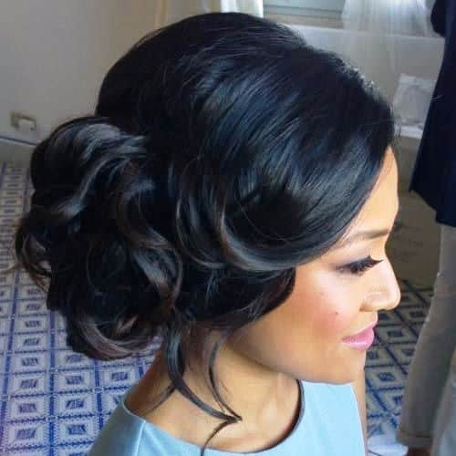 Black Hair Updo