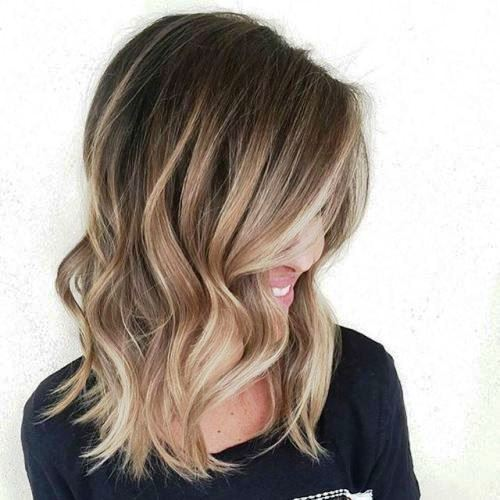 Blow-Out Medium Length Layers