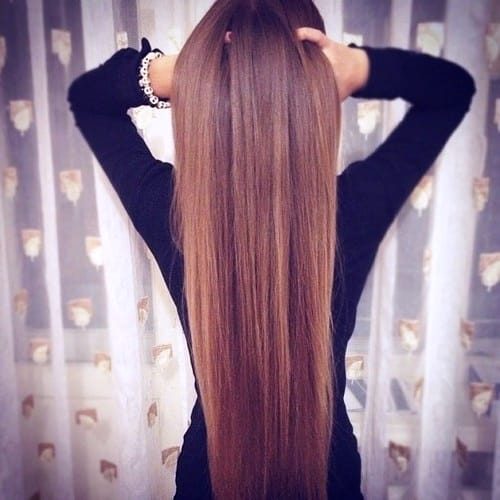 Straight and Long