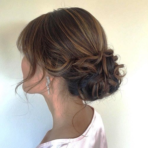 The Cool and Classy Updo