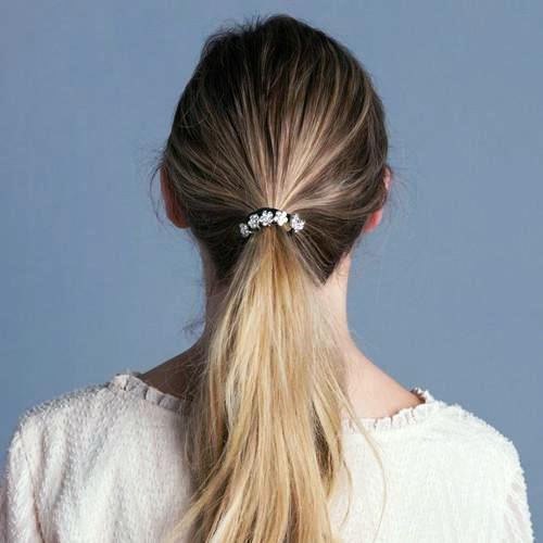 The Duff-Styled Ponytail