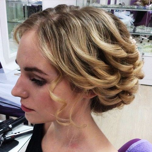 Two-Toned Pony for Thin Hair