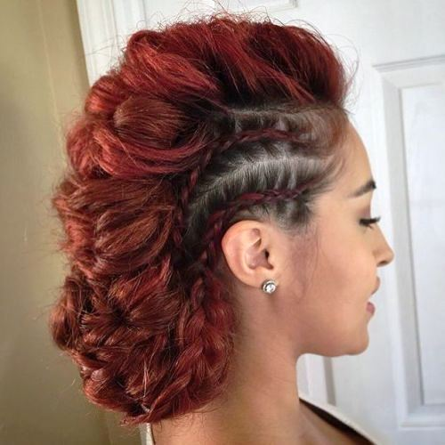The Faux Updo
