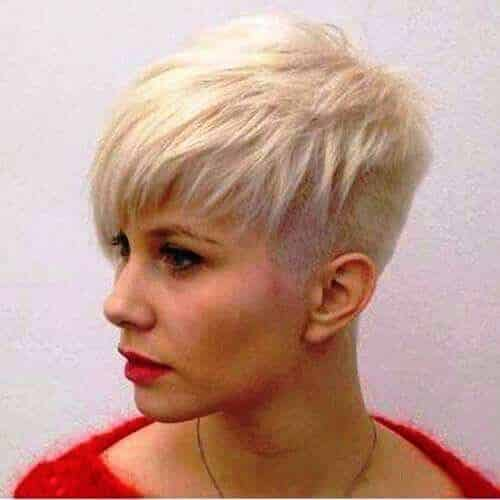 Katy Perry's Straight Pixie Cut