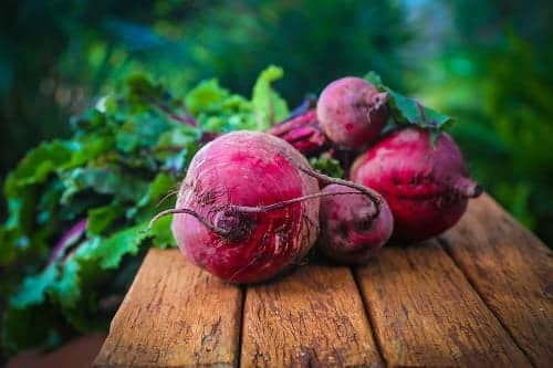 beetroot for Hair Growth