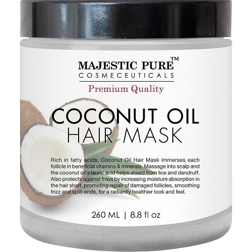 HAIR MASK OIL WITH COCONUT