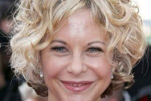 Short Wavy Haircut- Best Hairstyle for Women over 60