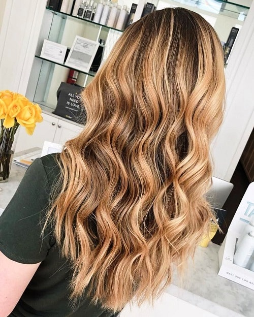 Beachy Wavy Long Hair
