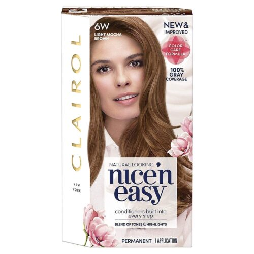 Clairol nice 'n easy Best Hair Dye Brands