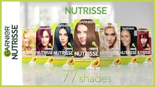 Garnier Nutrisse Nourishing Color Crème Best Hair Dye Brands