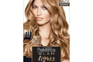 loreal Paris Superior Preference Glam Light