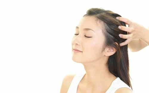 Message your scalp How To Grow Hair Faster