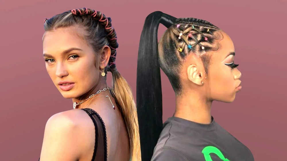 15 CUTE AND FUN RUBBER BAND HAIRSTYLES
